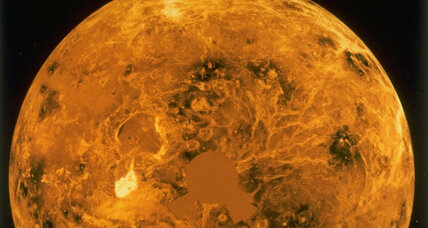 Russia, US could collaborate on mission to Venus