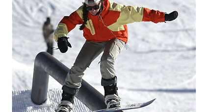 Discrimination? Banned snowboarders take Utah ski resort to court