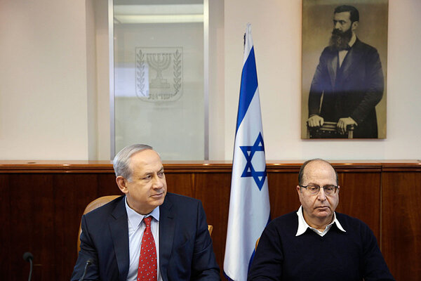 Spain issues arrest warrant for Netanyahu