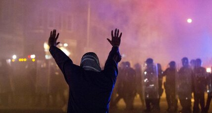 Baltimore riots report: Police must train for 'large-scale critical incidents'