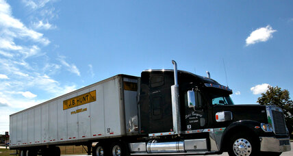 Truckers join a drive on US highways to tackle sex trafficking