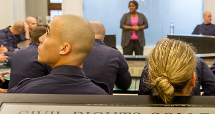 Nashville police training includes lessons in civil rights history