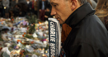 Charlie Hebdo's weapon of choice: Resilient irreverence