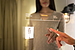 Who benefits most from digital mirrors in fitting rooms: stores or shoppers?