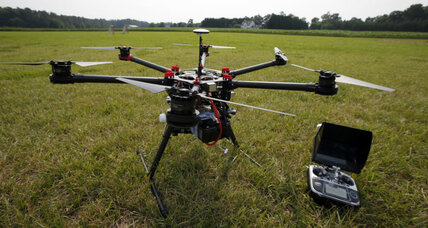 What drones could do for farmers