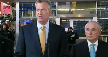 New York officials on ISIS threat: We 'will not live in fear'