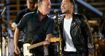 Bruce Springsteen headlines 'Shining a Light' concert on race relations