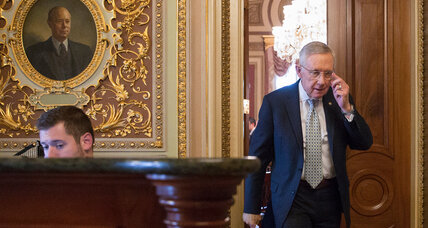 Why is Harry Reid fighting with a Utah state prosecutor?