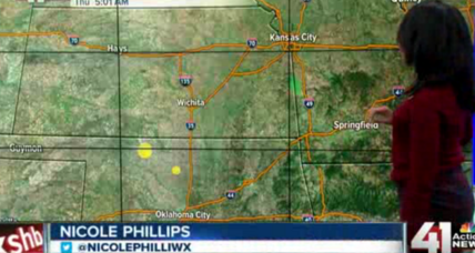 Oklahoma earthquake rumbles through nine US states