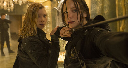 'The Hunger Games': Moviegoers say goodbye to a still-rare female protagonist