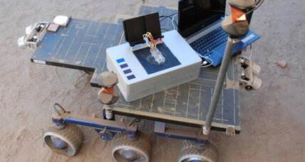 NASA's Chemical Laptop could help identify alien life