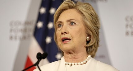 Hillary Clinton calls for increase in US air strikes against ISIS (+video)