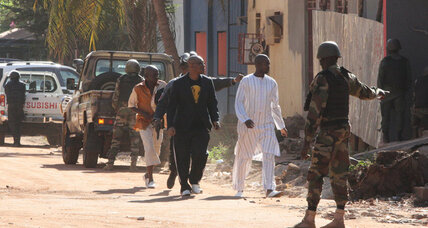 Mali: At least 20 dead after gunmen storm luxury hotel in capital