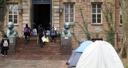 Why Princeton students want Ivy to drop Woodrow Wilson name, portraits