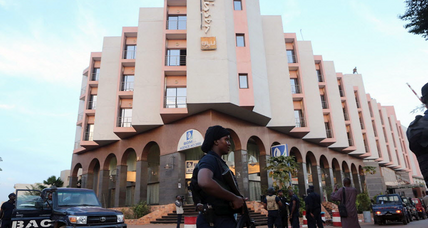 Hotel attack in Mali's capital leaves at least 19 dead
