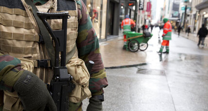 Belgium raises threat level in Brussels region