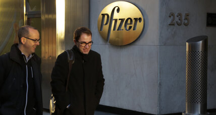 Pfizer to buy Allergan in $160 billion deal