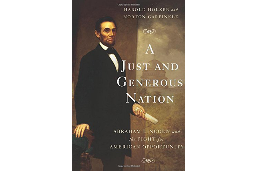 stock portrait of book ca religious poster books showing week build abraham character lincoln good date photo