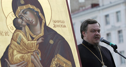 Is Russia's intervention in Syria a 'holy war'? Russian Orthodox Church: 'yes'