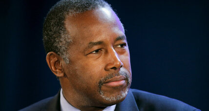 Ben Carson: Does he have a Thomas Jefferson problem?