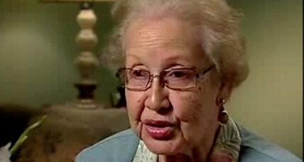 Katherine Johnson was a STEM trendsetter before there was STEM