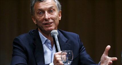 Argentina's pivot from Peronism