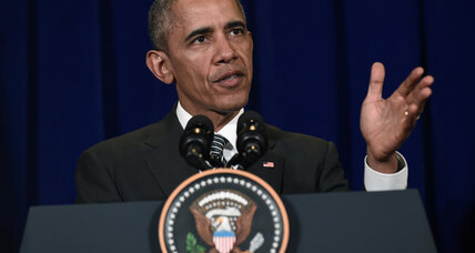 For Obama, war against Islamic State is a tough sell