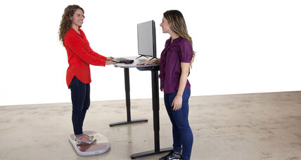 The rise of standing desks: More than Silicon Valley status symbols?
