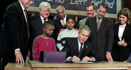 Is Congress ready to leave 'No Child Left Behind' behind?