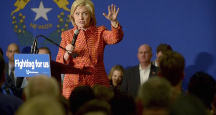 Clinton's caregiver credits sharpen her contrast with GOP