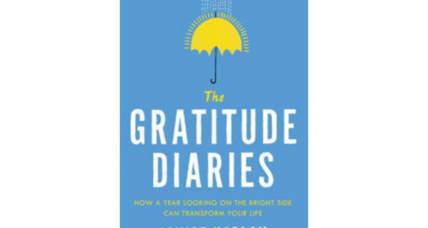 'The Gratitude Diaries' explains why a grateful heart is a happy heart