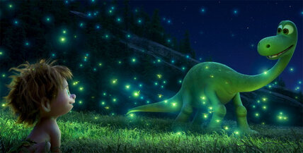 'The Good Dinosaur': The script is functional, the animation is not memorable