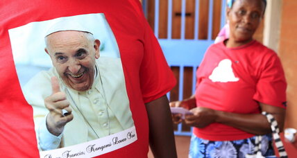 Can a 'humble pope' temper Kenya's political extravagance? (+video)