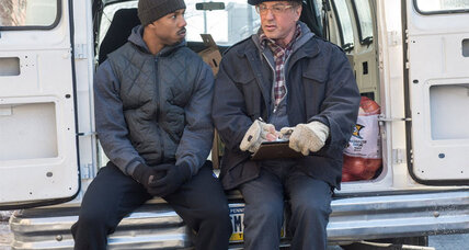 'Creed': Is torch-passing a successful Hollywood strategy?
