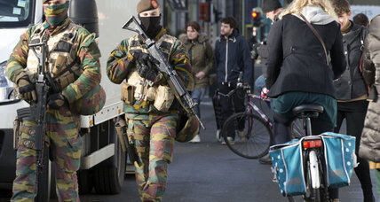 As Brussels slowly reopens, residents ask: Is this the new normal?