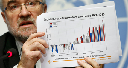 2015 will be hottest on record, say scientists