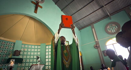 Pope visit to Kenya: A changing role for a Catholic Church that avoids politics