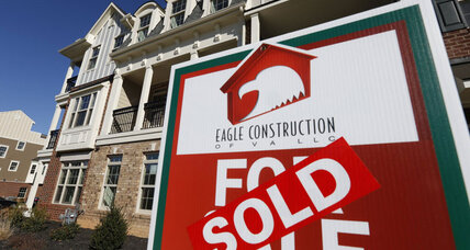 Home prices up, ownership down: whither the American Dream?