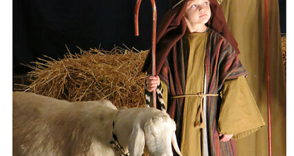 Baby abandoned at New York City nativity scene. Does this happen often?