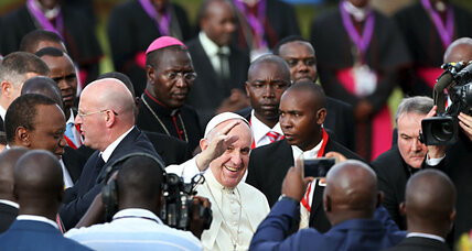 Could Pope Francis bring together African Muslims and Christians?