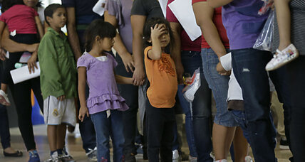 Surge in child immigrants crossing US-Mexico border (+video)