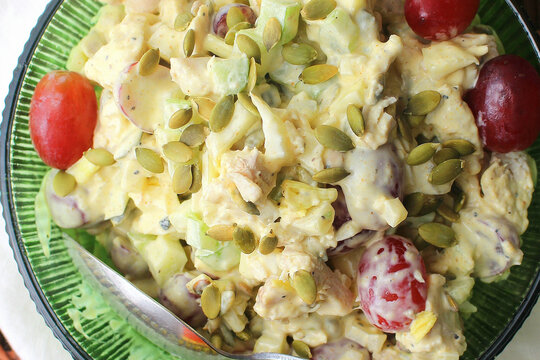 10 recipes for Thanksgiving leftovers - Curried turkey ...