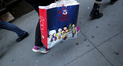 Black Friday: How merry are US shoppers feeling this holiday season?