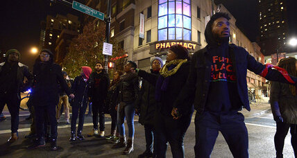 Why Black Lives Matter protests were nonviolent, but not calm