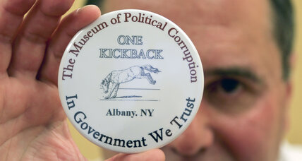 Could a political corruption museum become Albany's biggest tourist attraction?