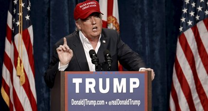 Donald Trump reframes claim that Muslims cheered 9/11