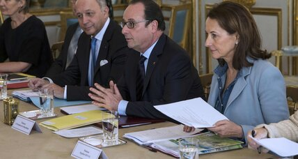Hollande, activists gear up for Paris climate talks