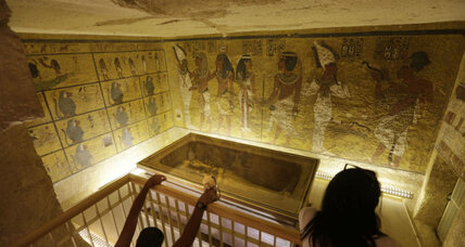 Who else is buried in King Tut's tomb? Perhaps a queen, says one Egyptologist.