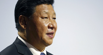 For Chinese leader Xi Jinping, it's all about the Communist Party