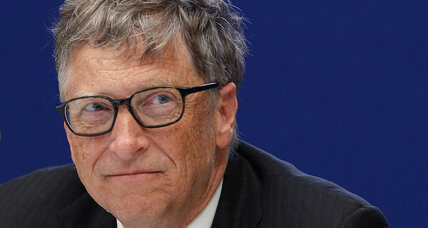 Bill Gates's new private-public push seeks clean energy innovation